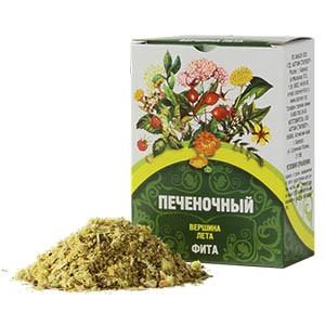 """Серия """"Фита"""" """"Вершина лета"""" печеночный"""