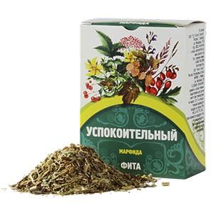 """Серия """"Фита"""" """"Марфида"""" успокоительный"""