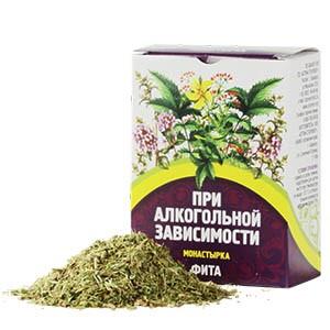 """Серия """"Фита"""" """"Монастырка"""" противоалкогольный"""